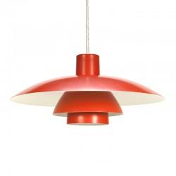 Vintage Poul Henningsen PH 4/3 hanglamp voor Louis Poulsen