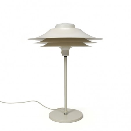 Vintage table lamp in Danish style