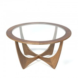 Vintage Astro salontafel ontwerp Victor Wilkins