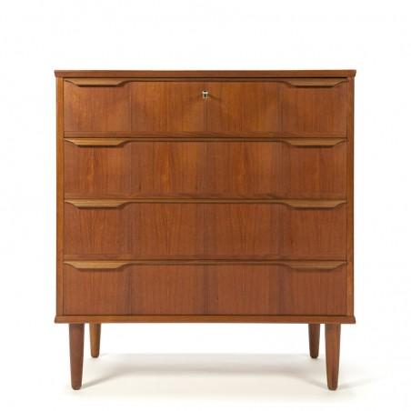 Vintage Danish chest of drawers design Klaus Okholm