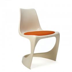 Vintage stoel design van Steen Østergaard voor CADO