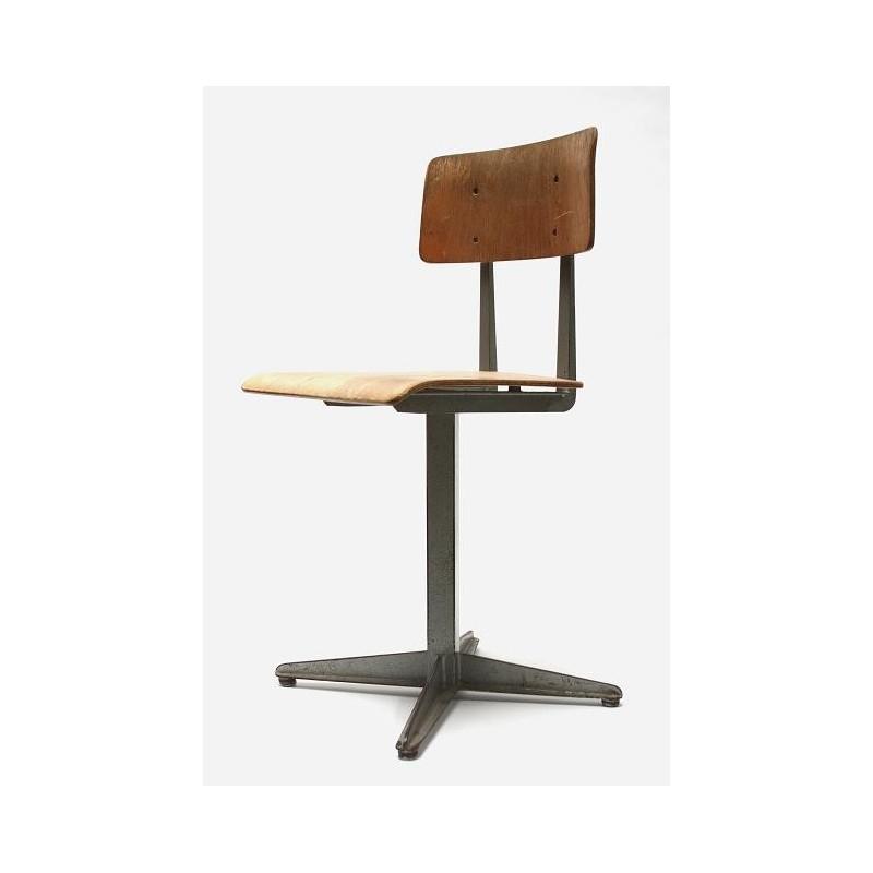 Industrial school chair