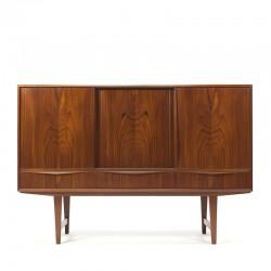 Deens vintage dressoir ontwerp E.W. Bach voor Sejling