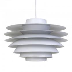 Vintage hanging lamp type Verona design Svend Middelboe