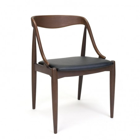 Johannes Andersen vintage design chair for Uldum