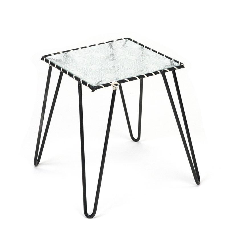 Vintage fifties plant table