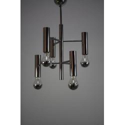 Chromen hanglamp 2