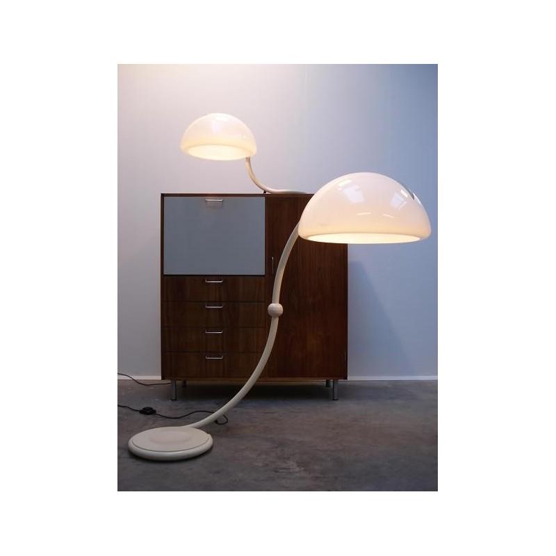 Set van 2 Serpente lampen van designer Martinelli