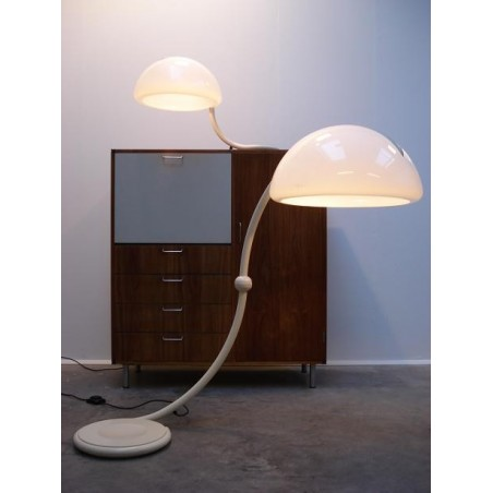 Set of 2 Serpente lamps from desiger Martinelli
