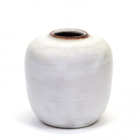 Glazed miniature of Mobach ceramic