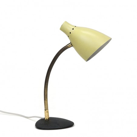 Vintage table or desk lamp from the fifties