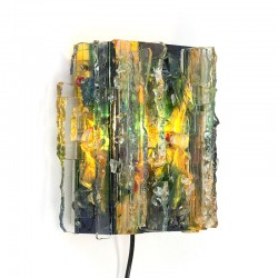Vintage wall lamp design Willem van Oyen for Raak