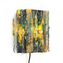 Vintage wandlamp ontwerp Willem van Oyen voor Raak