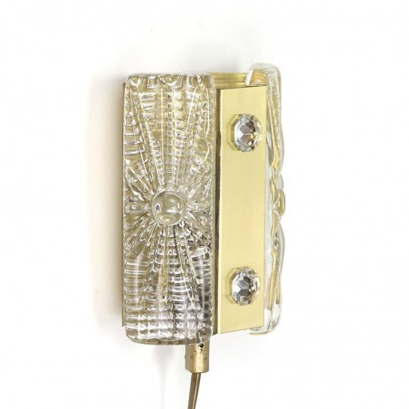Vitrika vintage wandlamp Deens design