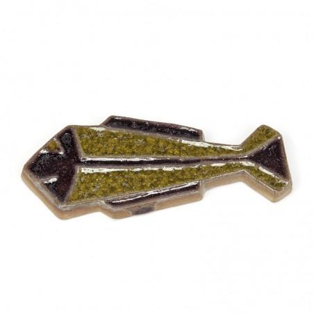 Vintage vis design Joseph Simon voor Søholm