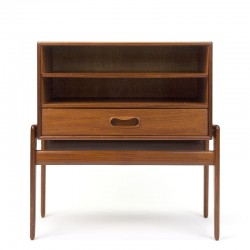 Vintage design night stand design Arne Vodder for Vamo
