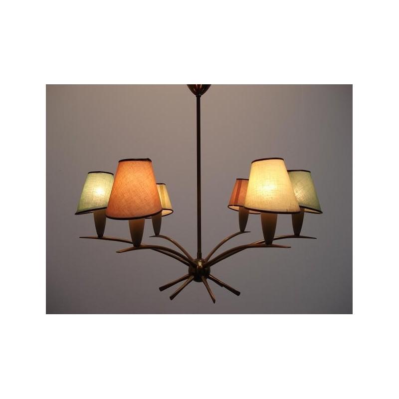 Hanging lamp 1950s