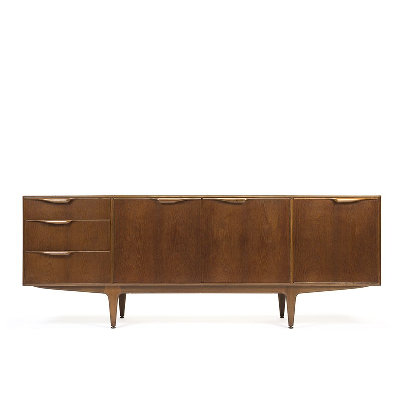 Dunvegan teak vintage sideboard by McIntosh