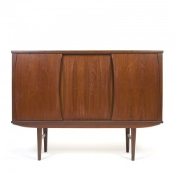 Danish teak vintage design highboard