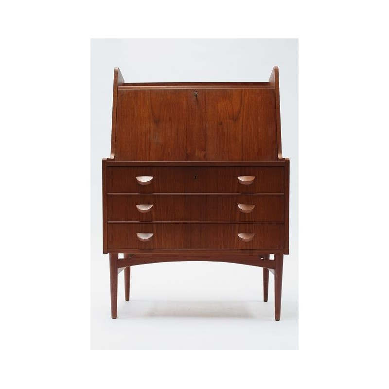 Secretaire in teak