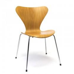 Vintage Arne Jacobsen 3107 chair in beech