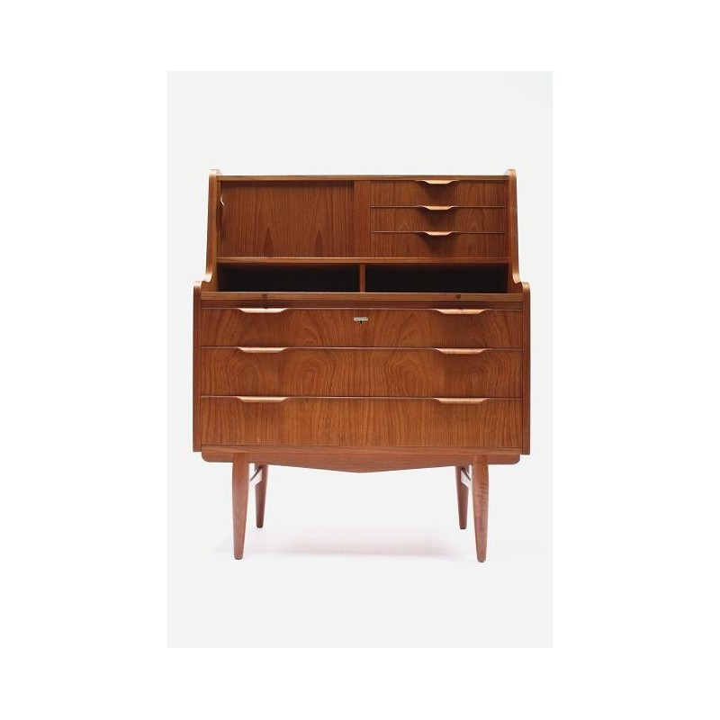 Secretaire with plywood
