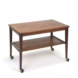 Teak trolley vintage Danish design