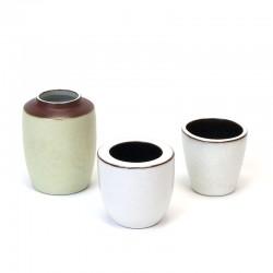 Vintage Ravelli set of 3 miniatures
