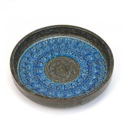 Italian earthenware vintage bowl design Aldo Londi
