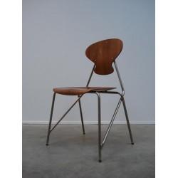 Danish plywood chair