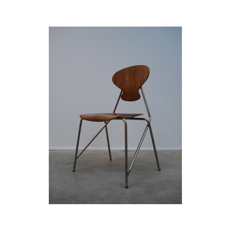 Deense plywood stoel