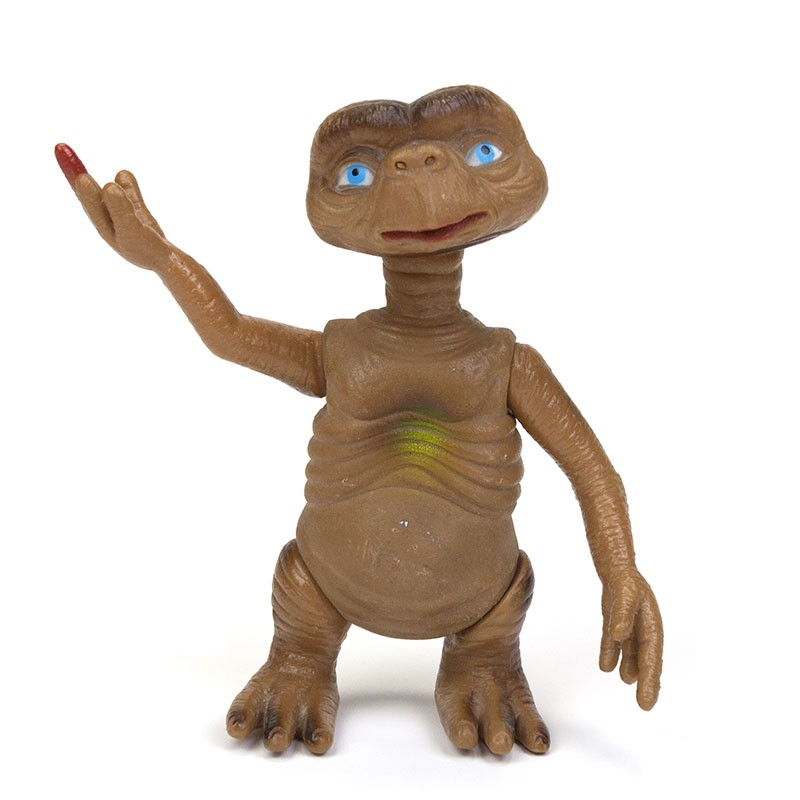 Vintage ET doll from the eighties