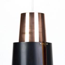 Danish vintage Østerport pendant design Bent Karlby
