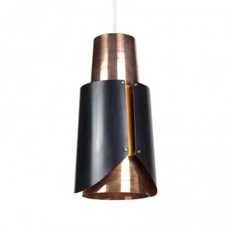 Deense vintage Østerport hanglamp design Bent Karlby