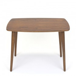 Teak Danish side or coffee table vintage