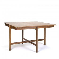Vintage McIntosh design dining table extendable