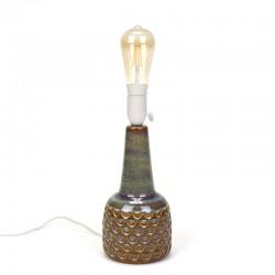Søholm vintage tafellamp design Einar Johansen