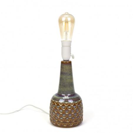 Søholm vintage table lamp design Einar Johansen