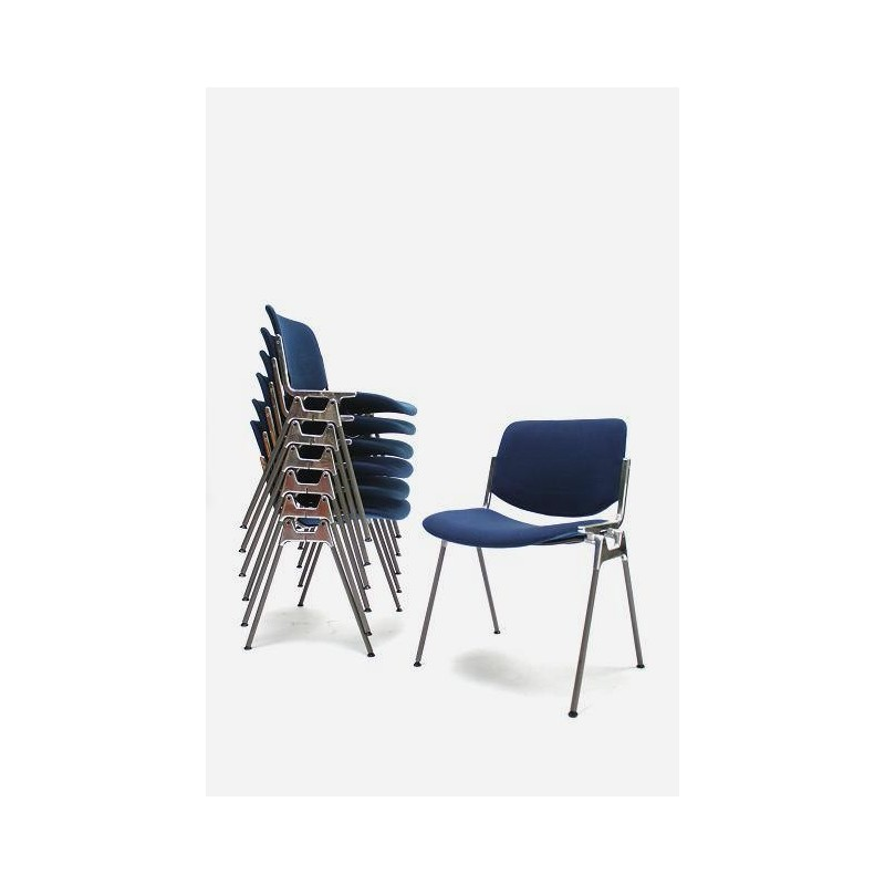 Castelli chair blue