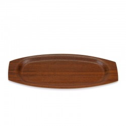 Oval model vintage small tray