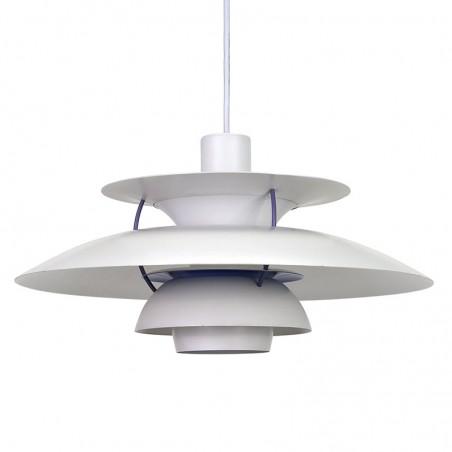 Vintage PH 5 lamp ontwerp Poul Henningsen voor Louis Poulsen