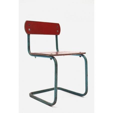 Bauhaus style child's chair