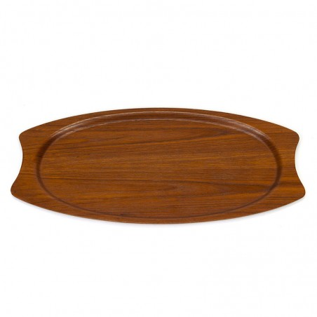 Large organic vintage design tray from Silva