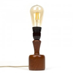 Small table lamp vintage Danish design