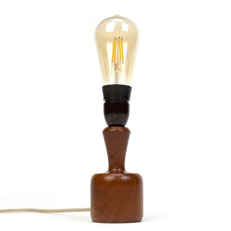 Klein tafellampje vintage Deens design