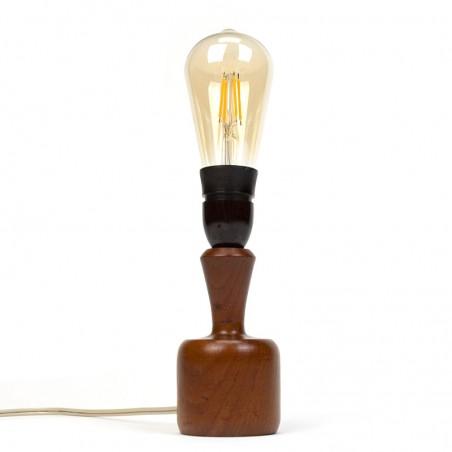 Small table lamp vintage Danish design