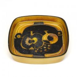 Vintage Royal Copenhagen bowl design Johanne Gerber