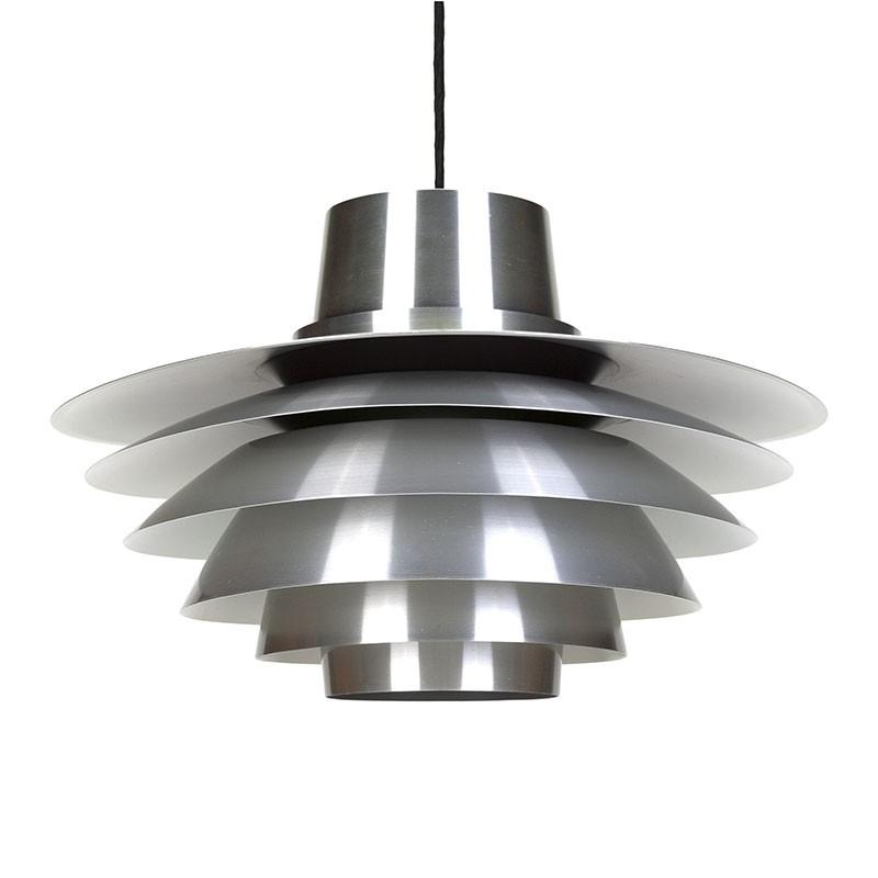 Deense vintage aluminium Verona design Svend Middelboe