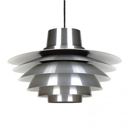 Danish vintage aluminum Verona design Svend Middelboe