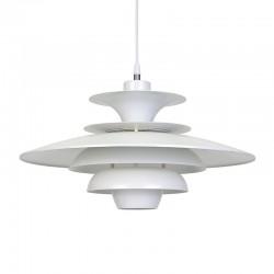 Groot model vintage Scandinavische hanglamp